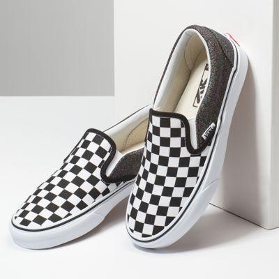 Vans Customs Glitter Slip-On (Custom)