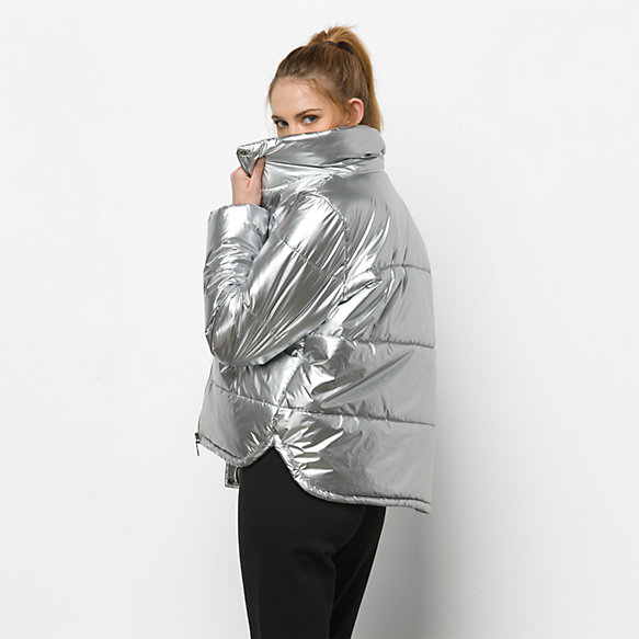 Galatic Spiral Metallic Jacket
