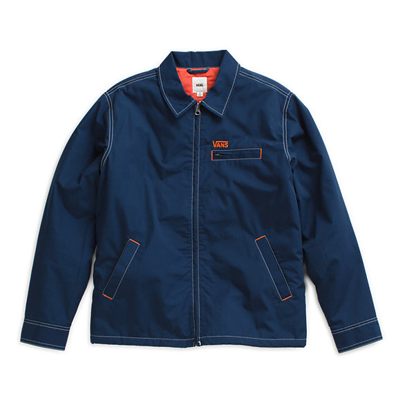 Pro Stitched Station Jacket