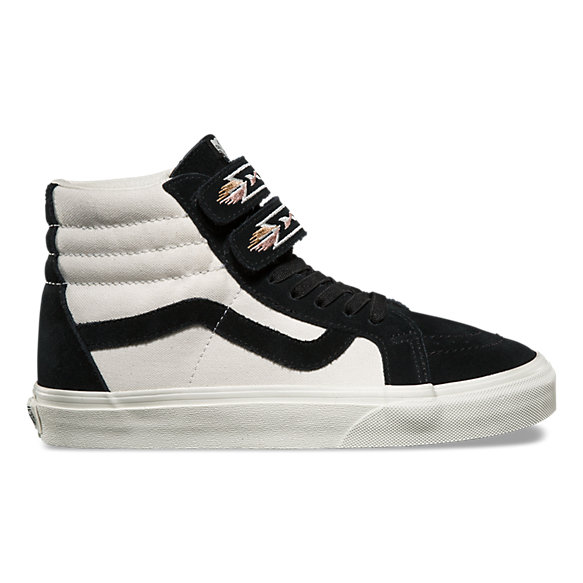 Native Embroidery SK8-Hi Reissue V