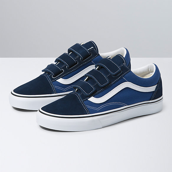 Suede Canvas Old Skool V