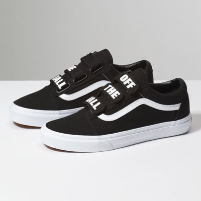 vans old skool v off the wall