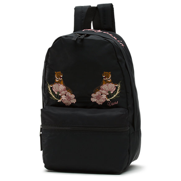 Souvenir Satin Embroidery Backpack