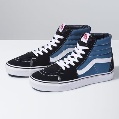 vans classic how to lace