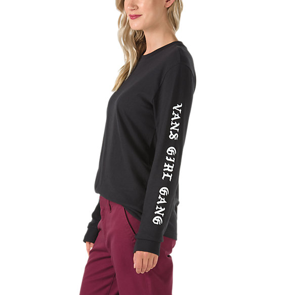 Vans Clan Long Sleeve T-Shirt