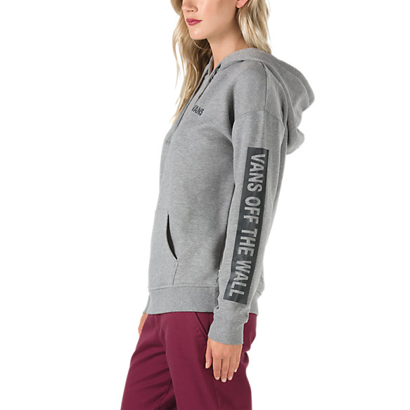 Wall Tangle Boyfriend Pullover Hoodie
