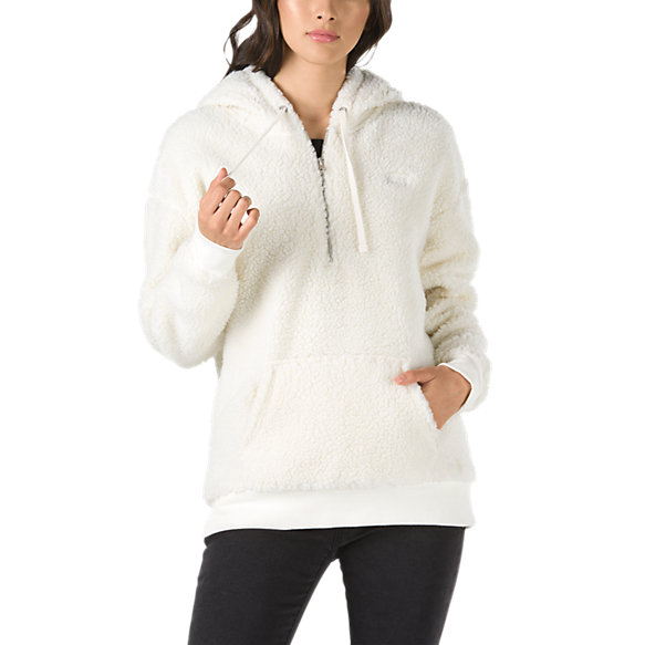 Subculture Sherpa Pullover Hoodie