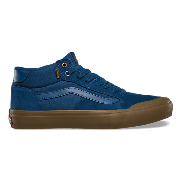 vans style 112 mid pro skate chaussures