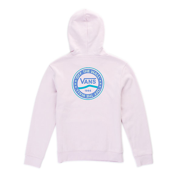 Girls Side Stripe V Hoodie