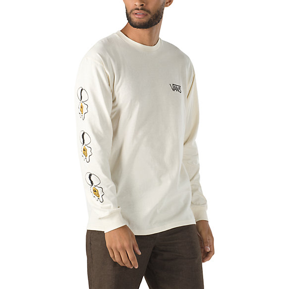 Micro Dazed Egg Long Sleeve T-Shirt