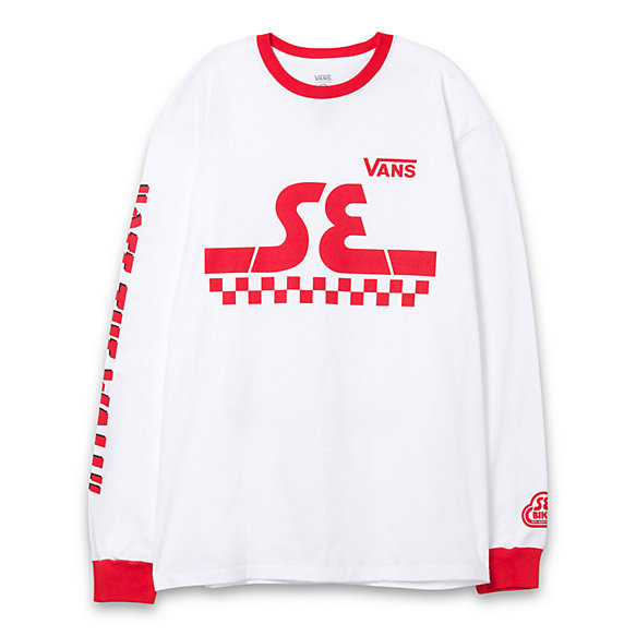Vans X SE Bikes Long Sleeve T-Shirt