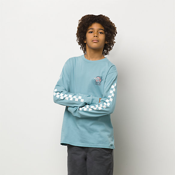 Boys Neo Palms Long Sleeve T-Shirt