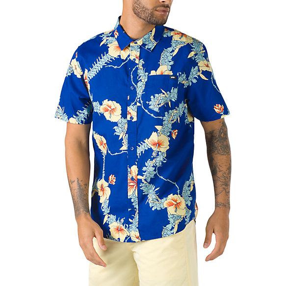 Lei'd To Rest Buttondown Shirt