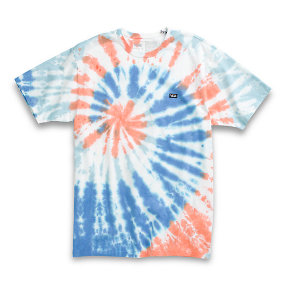Sunburst Tie Dye Off The Wall Tee