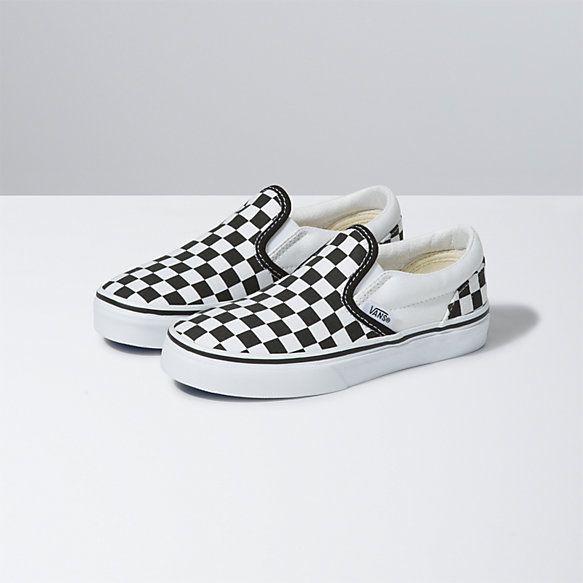0d0d2aab414b50 Toddler Checkerboard Slip-On