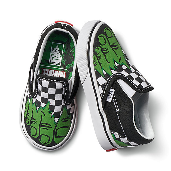 Shoes Vans X Marvel Hulk • shop