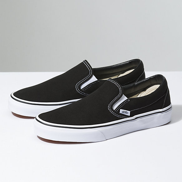 Solid Colors Slip-On