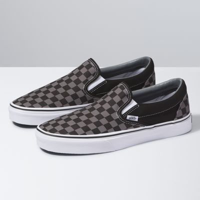 Checkerboard Slip On | Vans CA Store