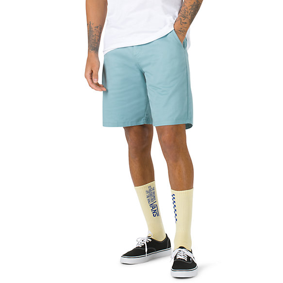 "Authentic Stretch 20"" Short"