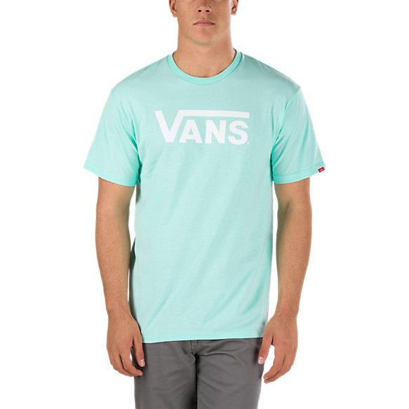 vans t shirt blue