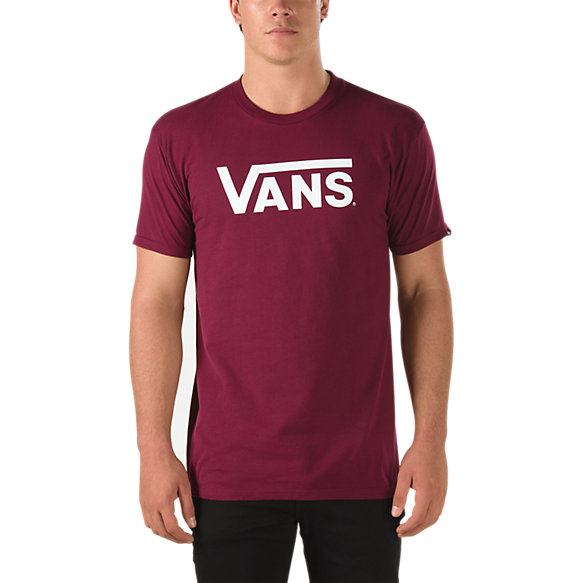 vans classic t shirt shop mens t shirts at vans. Black Bedroom Furniture Sets. Home Design Ideas