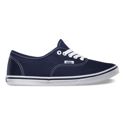 difference between vans authentic and lo pro