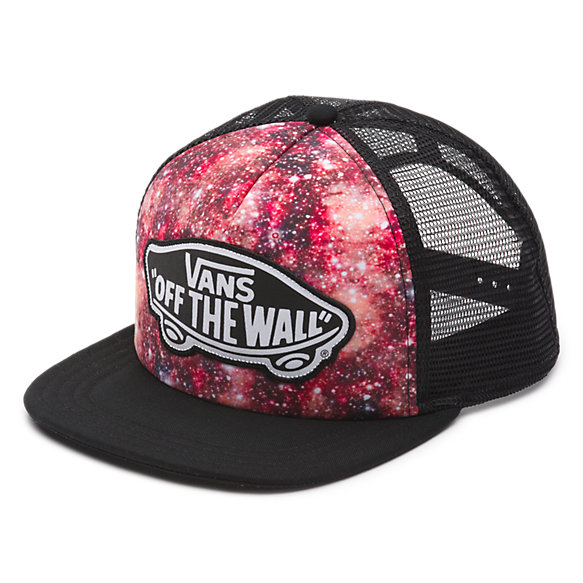 Beach Girl Galaxy Trucker Hat