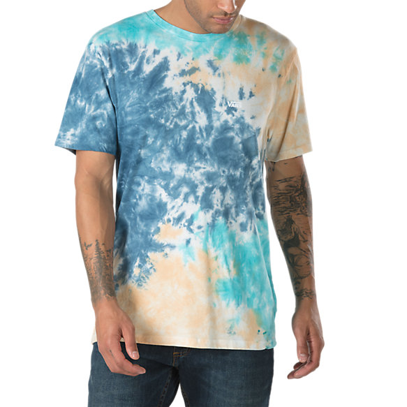 Vans Classic Tie Dye T-Shirt | Shop Mens Tees At Vans