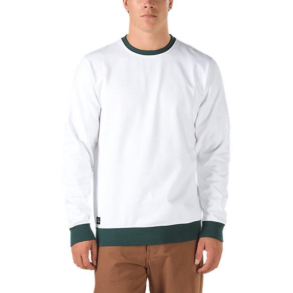 Gilbert Crockett Contrast Crew Sweatshirt