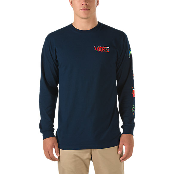 Vans x Peanuts Holiday Long Sleeve T-Shirt