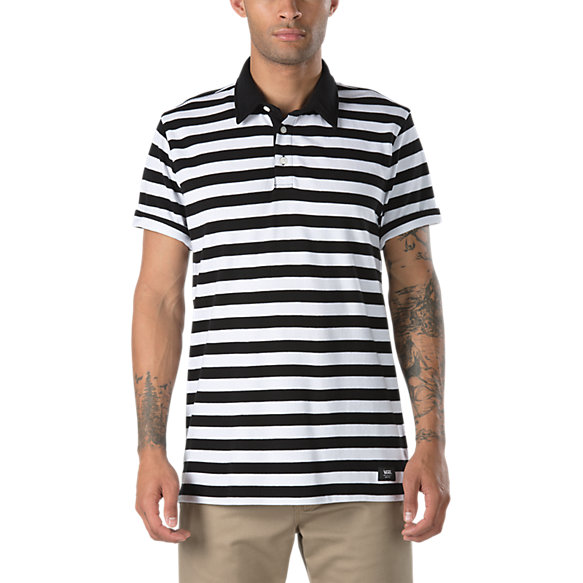 Chima Striped Polo Shirt