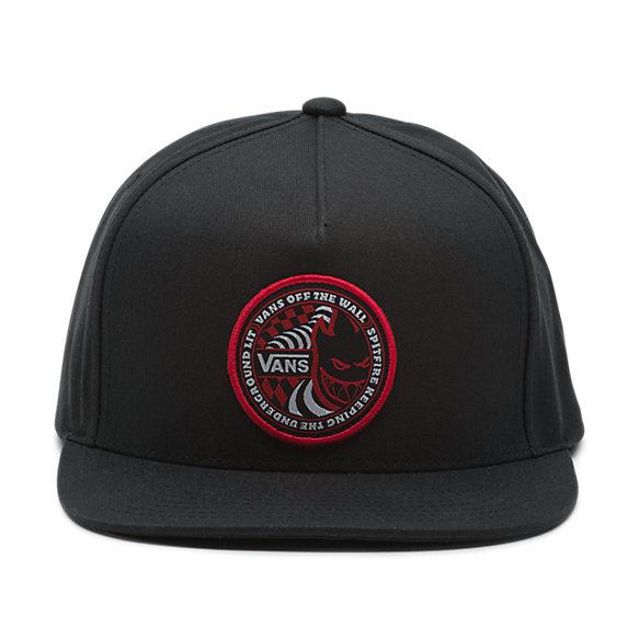 3b7f8d7f9 Vans x Spitfire Snapback Hat