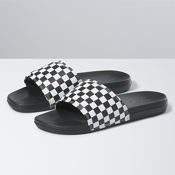 Checkerboard La Costa Slide-On