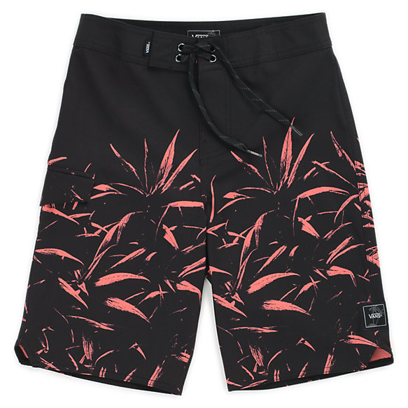 Boys V Scallop Boardshort