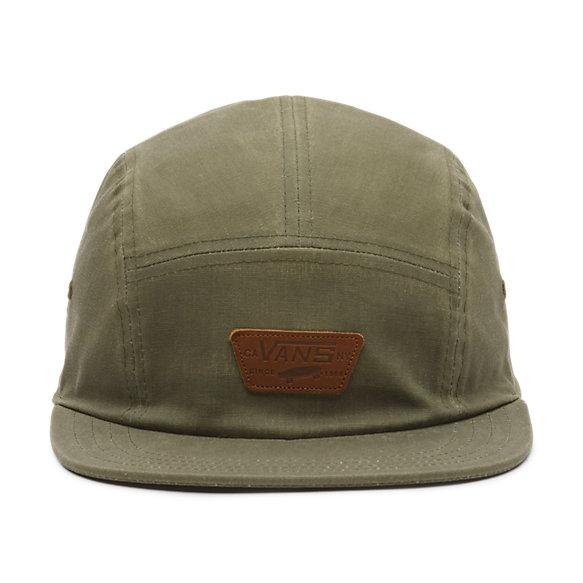 d81bc9fa36c Mini Full Patch 5 Panel Camper Hat