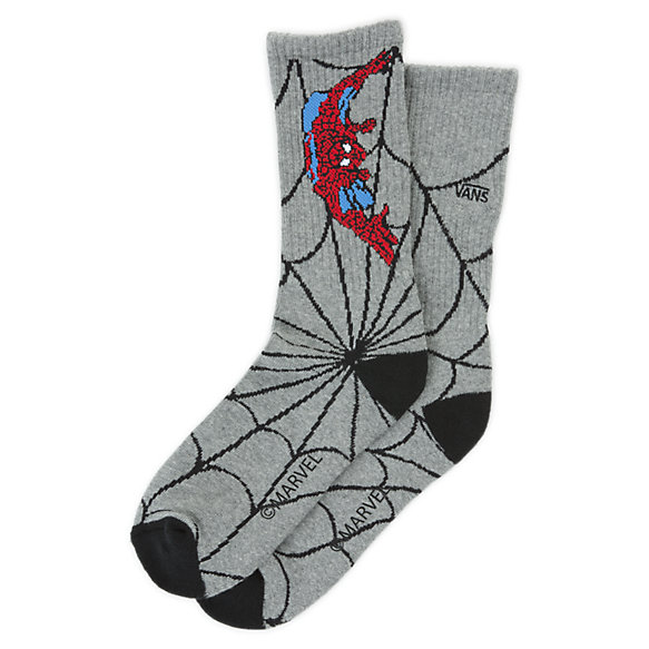 Boys Vans x Marvel Crew Sock