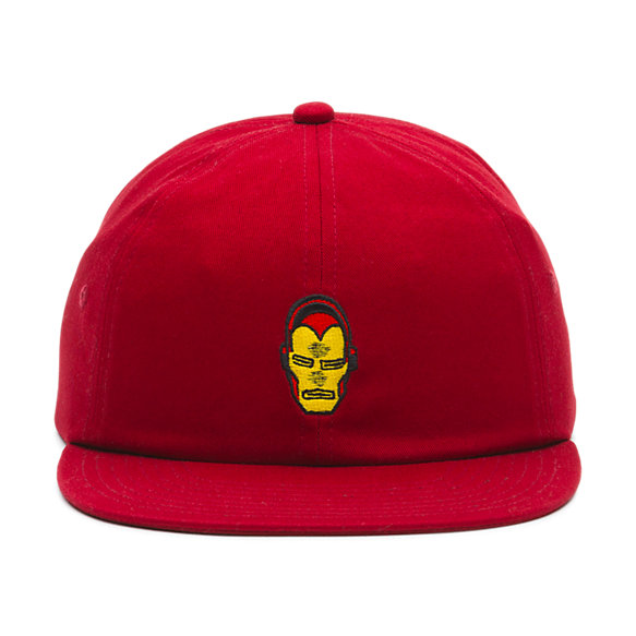 Vans x Marvel Jockey Hat