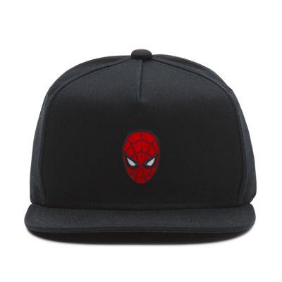 b41fc424 Boys Vans x Marvel Snapback Hat | Vans CA Store