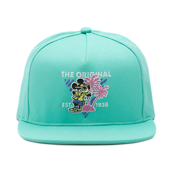 Disney x Vans Mickey Mouse's 90th Snapback Hat