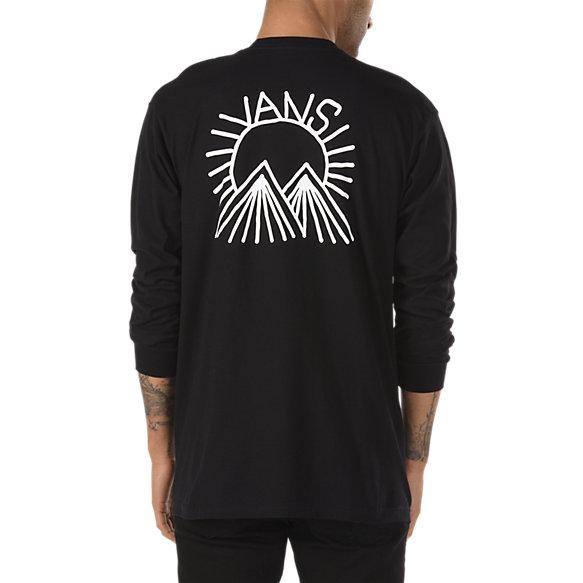 Dakota Mountain Long Sleeve T-Shirt | Shop Mens T-Shirts At Vans