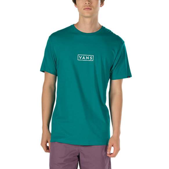 Vans Easy Box T-Shirt | Shop At Vans