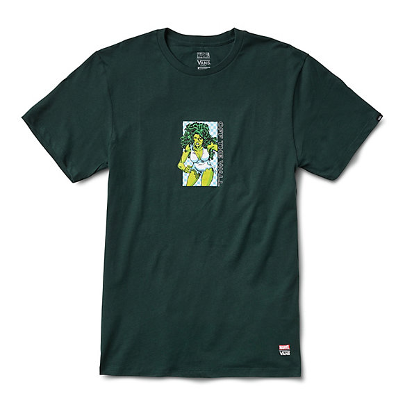Vans x Marvel She Hulk T-Shirt