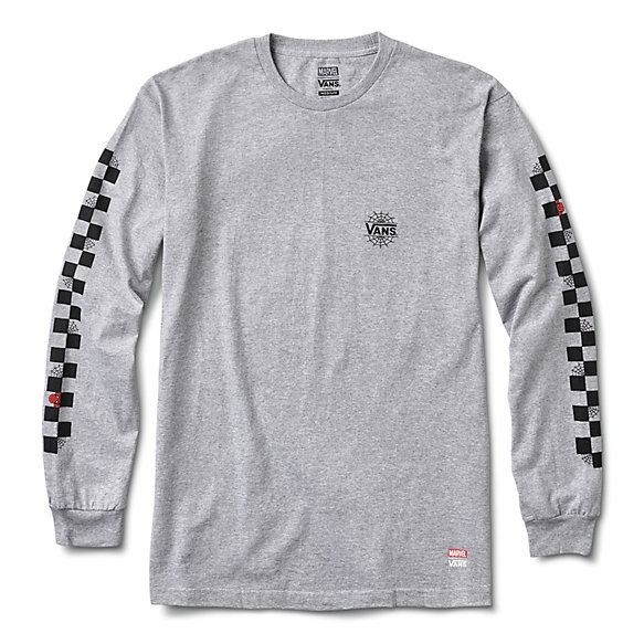 Vans x Marvel Spider-Man Long Sleeve T-Shirt