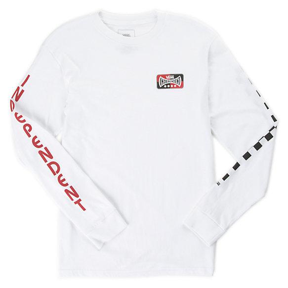 09869e72b Boys Vans x Independent Long Sleeve T-Shirt | Shop Boys Tops At Vans