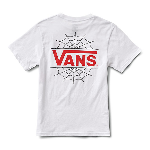 Boys Vans x Marvel Spider-Man Pocket T-Shirt