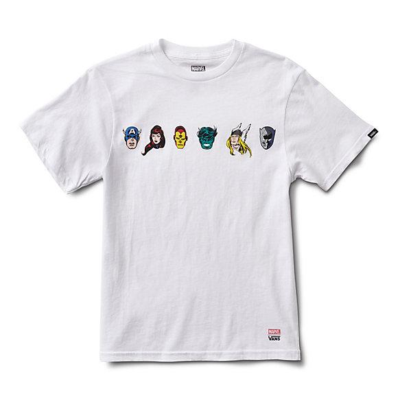 Boys Vans x Marvel Avengers T-Shirt