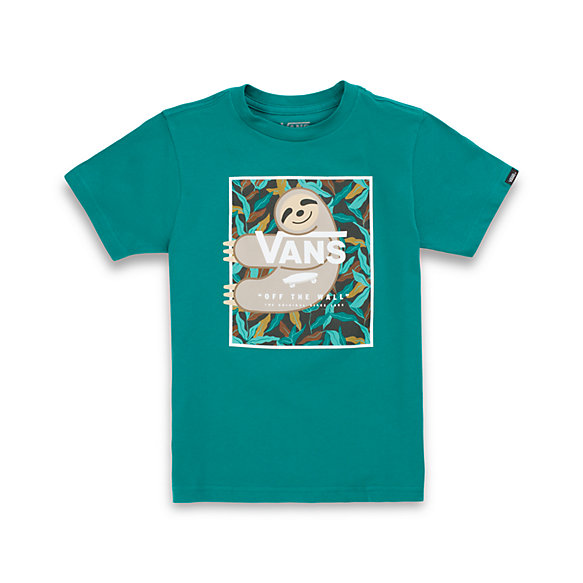 Little Kids Sloth Kids T-Shirt