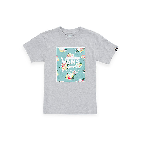 Little Kids Print Box T-Shirt