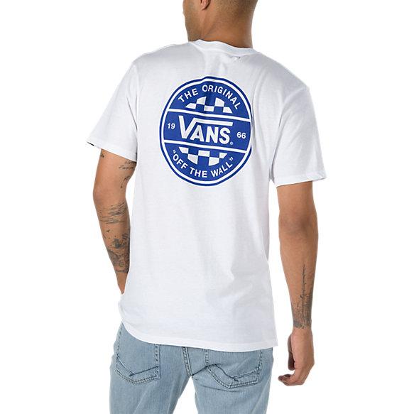 dde621ed Checker Co. T-Shirt | Vans CA Store