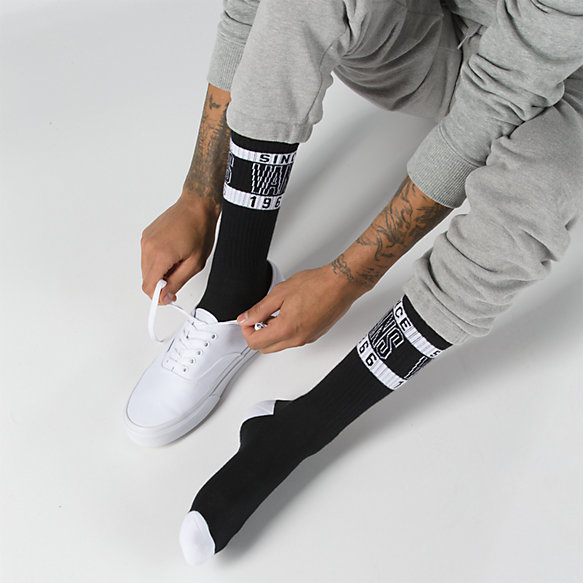High Type Crew Sock